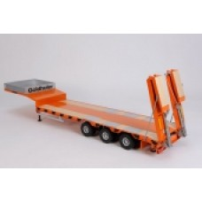 GF Lesu Low loader Trailer