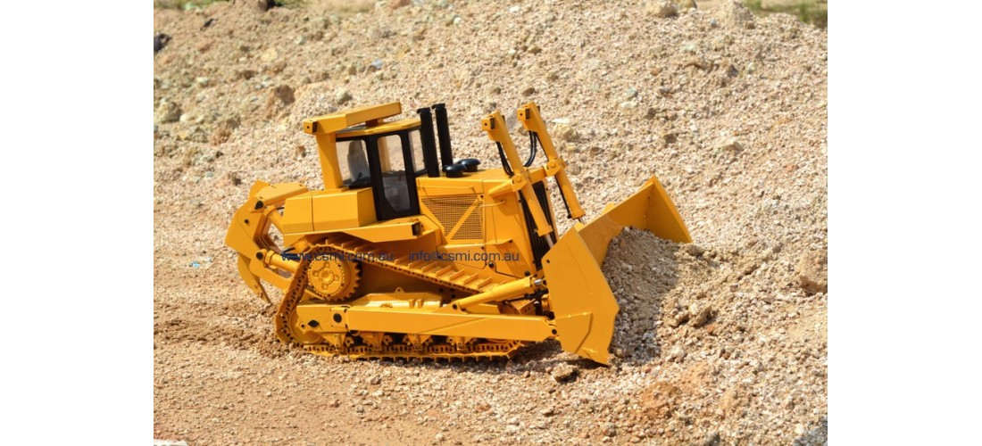 RC RTR Dozer with sound and free display screen