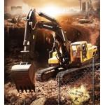 VLV RC Excavator No Hydraulics