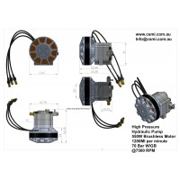 Hydraulic Silent pump 1200ml per minute