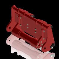 Hidromek  640WL EV Quick connect