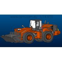 Wheel loader RTR HITACHI
