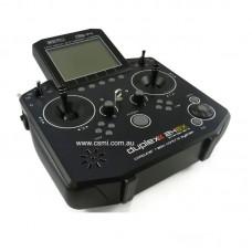 Jeti Model DS16 Carbon Line Multimode Transmitter and REX9 Receiver