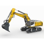 EX9700 1/14 RC Excavator Parts request