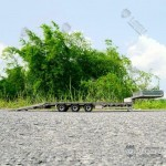 Goldhofer Low loader Trailer