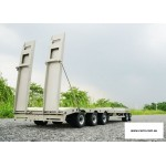 Goldhofer Low loader Trailer with Dolly