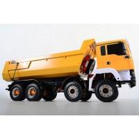 TGS 8 x 8 Dump Truck