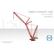 Terex Superlift 3800 Crawler Crane Baumann