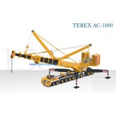 SOLD OUT Terex AC 1000 Steil