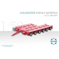 Goldhofer THP SL4 and SL6