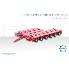 Goldhofer THP SL4 and SL6