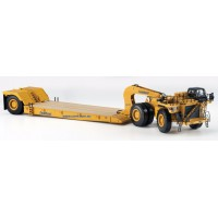 CAT 784C Tractor & Towhaul Trailer