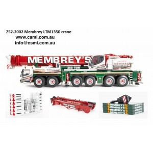 Liebherr LTM 1350 – 6.1 Memberys SOLD OUT