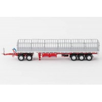MaxiTRANS Road Train Set - White/Red