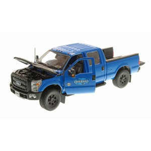 Ford F250 pickup dual cab LAMPSON