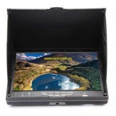 FPV 7 inch LCD screen with Rx 5,8 GHZ