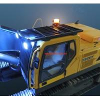 bruder excavator conversion kit