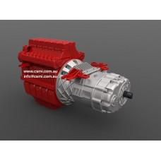 CVT gear box