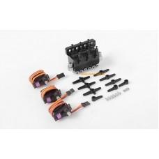 3 port control valve