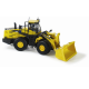 RC wheel loaders