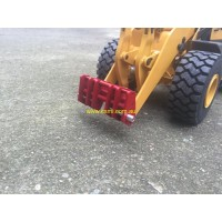 Quick Hitch FN for wheel loaders