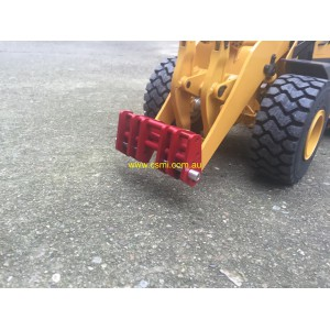 Quick Hitch for wheel loaders