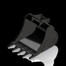 Wide Bucket 5 teeth Hidromek