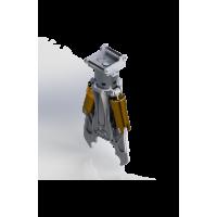 Demolition shear Suit Hidromek