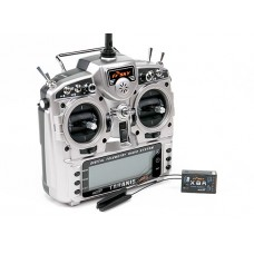 2.4GHz ACCST TARANIS X9D PLUS and X8R Combo Digital Telemetry Radio System (Mode 2)