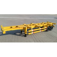 40ft skel / Container trailer