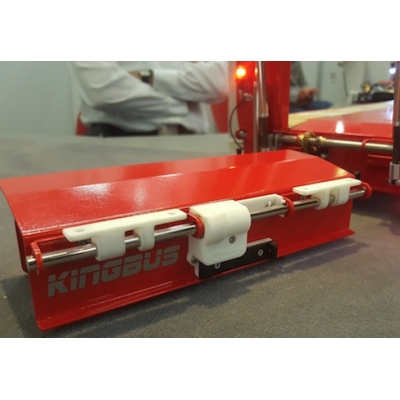 Goldhofer Automatic Trailer ramp