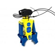 Demolition shear Defractor XMB 5.5 or Komatsu PC490-10LC