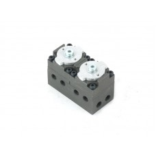 2 port control valve