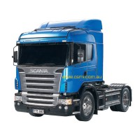 SCANIA 6 X 2 +MFU + Radio + battery +Chrager US 110V