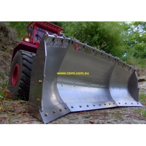 U Dozer Push bucket