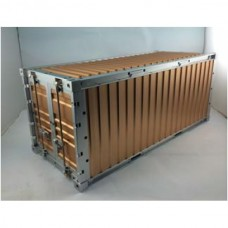 20ft metal container
