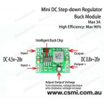 Variable voltage distribution circuit  (VVDC)