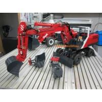 Wheel excavator O & K MH 6.5