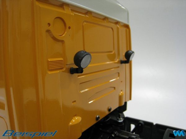 RC truck accesories  cab parts